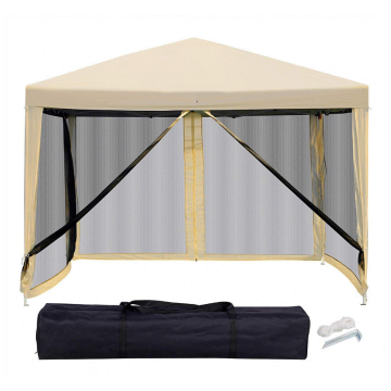 Outdoor metal gazebo Commercial Exhibition folding tent