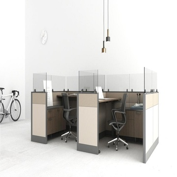 Modern Design Office Screen Partition Workstation