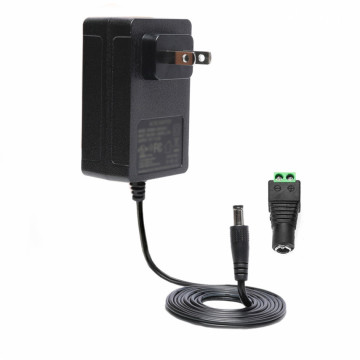 30W 15V 2A America Wall Plug in Adapter