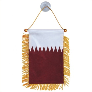 Hign quality sports fans national pennant hanging flags