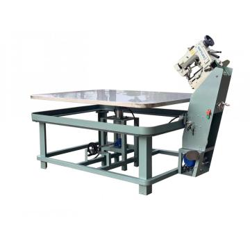 Latex mattress bed making machinery sewing equipment