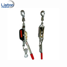 1Ton Good quality Wire Rope Hand Ratchet Puller
