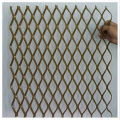 Galvanized Flattened Expanded metal wire mesh