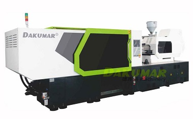 Injection molding machine for making PC clear products