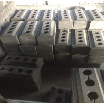 High quality electrolytic Pre-baked Anode for sall