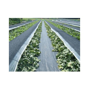 PP woven weed barrier control mat ground cover