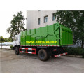 4x2 12m3 Docking Waste Trucks