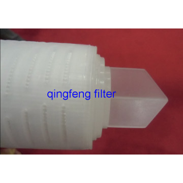10′′PP Pleated Filter Cartridge for Water Pre-Filtration