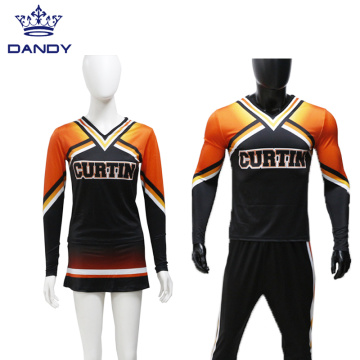 Custom all star cheer outfits for boys and girls