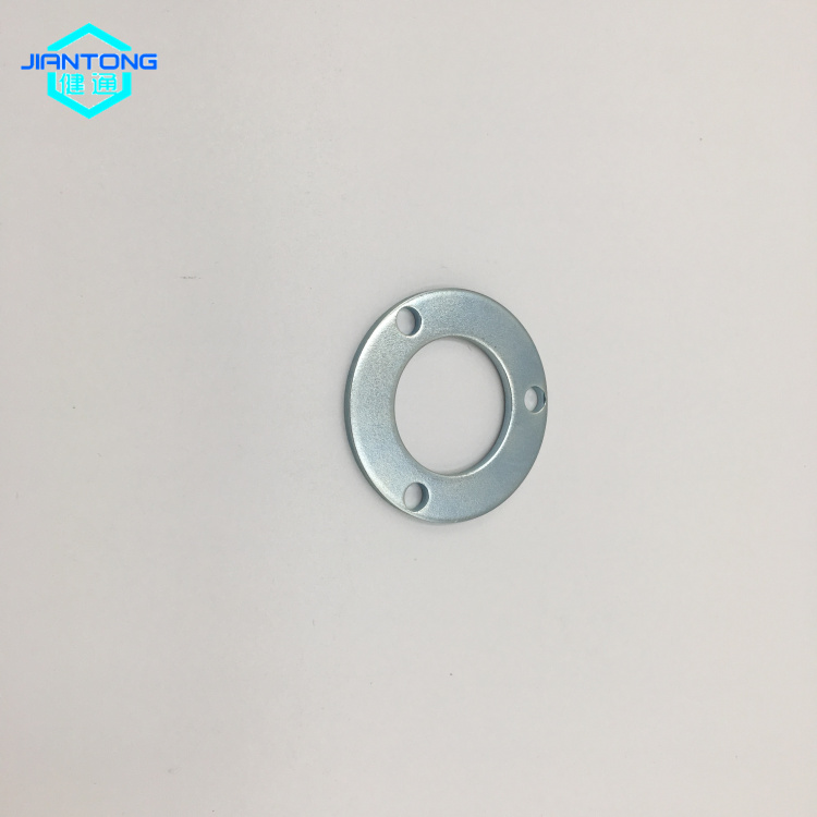 customized factory zinc plated punched metal stamping washer