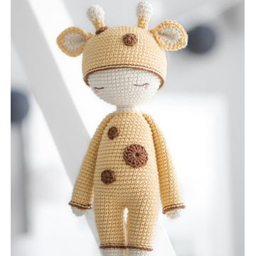 100% Handmade Crochet Toy Patterns Amigurumi