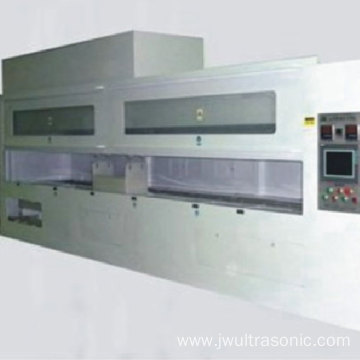 Automatic Silicon Wafer Cleaning Machine