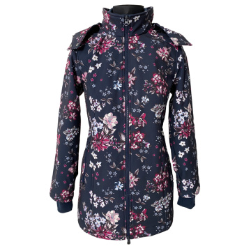 Softshell Jacket  Ladies two layer front pannel