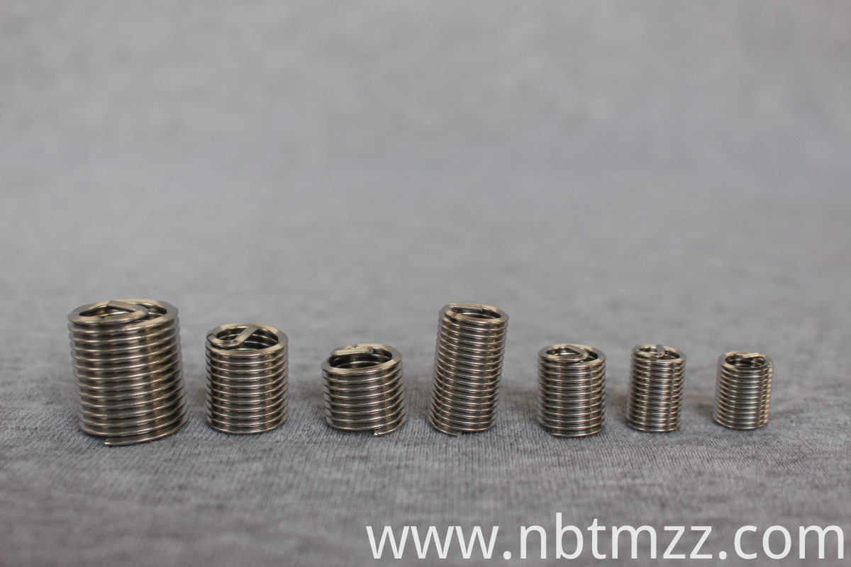 Blind Threaded Inserts Stainless Steel