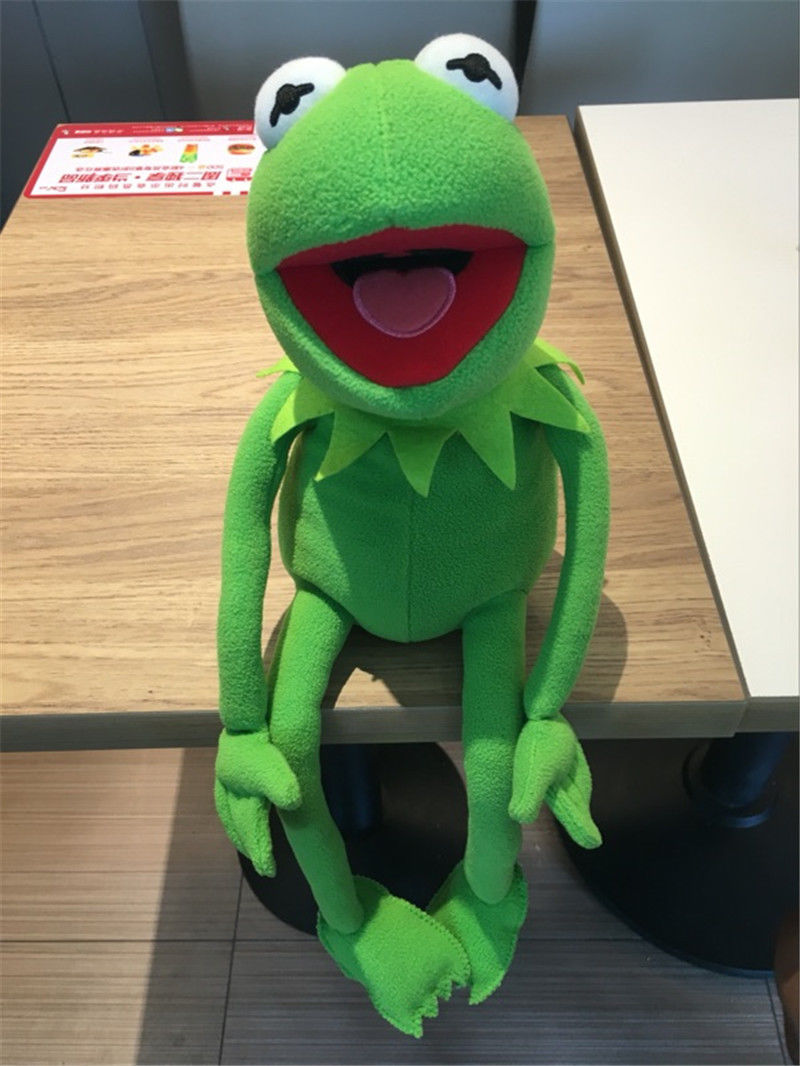 Kermit Sesame Street Muppets Kermit the Frog Toy plush 38cm Gift