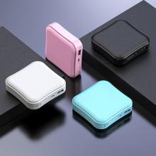 Power Bank 10000mAh Powerbank For Xiaomi Mi iPhone 7 8 X 11 Samsung S8 S9 plus Portable Charger External Battery Slim Poverbank