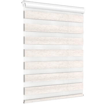 Motorized Zebra Roller Shades