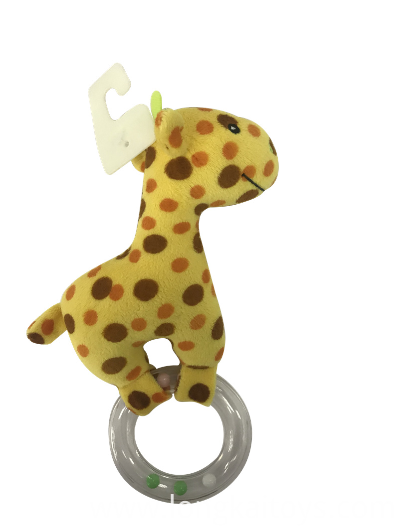 Deer Rattle Baby Toy