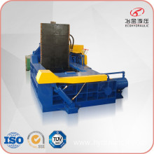 Hydraulic Iron Aluminum Copper Scrap Metal Baler