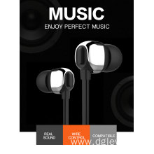 Earphone 3.5mm Universal Super Bass Headset Stereo