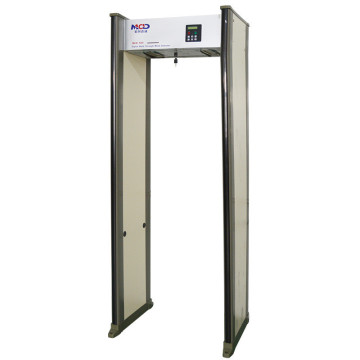 Walk Through Metal Detector Door Frame Detector MCD-500C