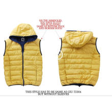 Fashion yellow men's jacket