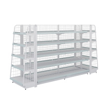 Professionally Designed Supermarket Display Shelving