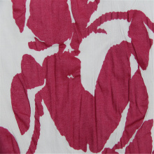 Wrinkle Cotton Voile Printed Fabric