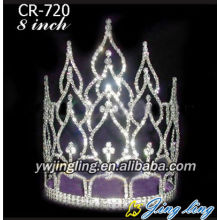 Custom Glitz Pageant Crowns Hair Accessories