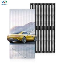 PH31.25-15.625 Outdoor Transparent LED Curtain screen