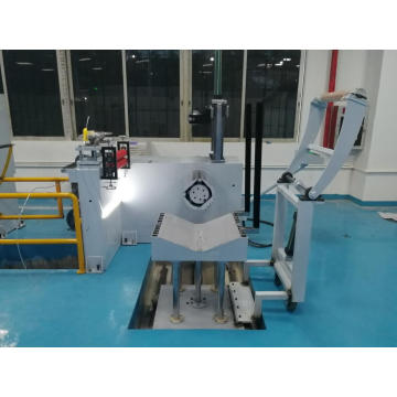 Precision steel slitting machine