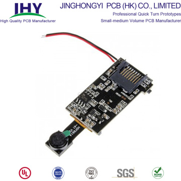 Multilayer Buried Via HDI PCB for Mini Security Cameras