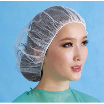 Nylon Hairnet is made from polyester