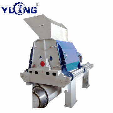 YULONG GXP75*55 biomass hammer mill