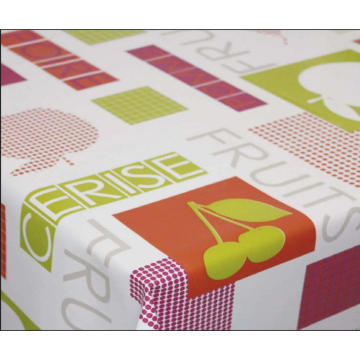 Pvc Printed fitted table covers Big Lots