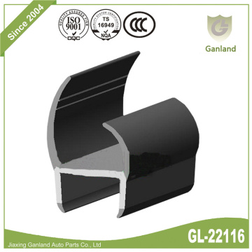 EPDM Container Door Rubber Gasket PVC H Seal