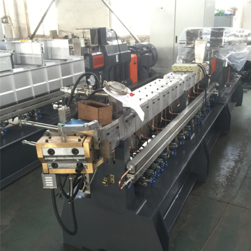 Carbon Black Masterbatch Compounding Extruder machine