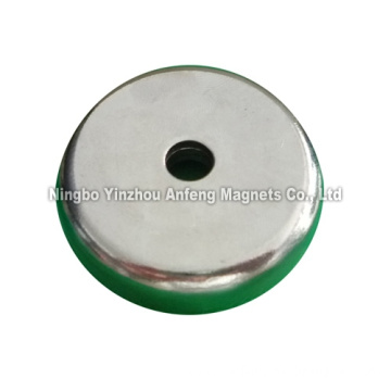 N40 Rare Earth Permanent Pot Magnets