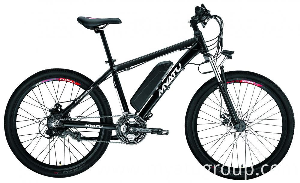 Mountain Electric Bicycle