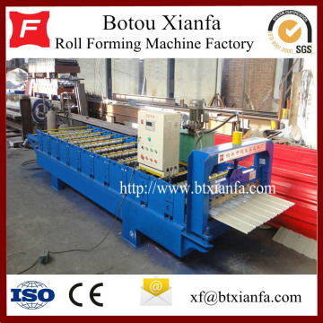 Iron Corrugated Roll Forming Making Machine