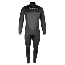 Seaskin 4/3mm Super Stretch Wetsuit for Men