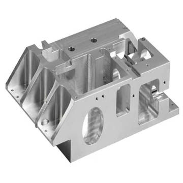 High precision Custom CNC Mill Aluminum Parts