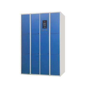 SMART facial recognition locker