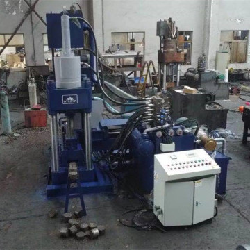 Scrap Aluminium Chips Recycling Block Making Presses