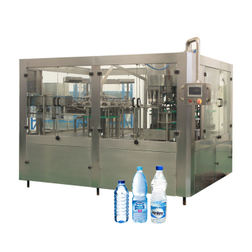 2.2kw Bottled Pure Water Filling Machines Systems Equipment