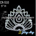 Jingling high quality wedding tiara Rhinestone Crowns