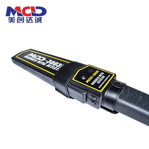 Advanced Professional Hand Held Metal Detector MCD-3003B1