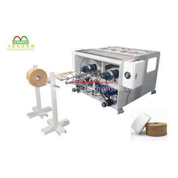 Colorful Paper Rope Producing Machine