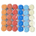 100%Pure Wax Polybag Packing Tea Light Candles