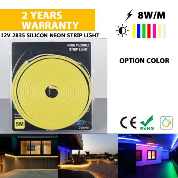LED Neon strip light Flexible Neon strip light